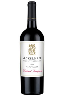 Ackerman Family Vineyards | Cabernet Sauvignon '05 Image