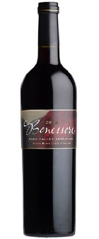 Benessere Vineyards | Black Glass Esstate Zinfandel
