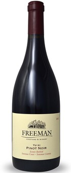 Freeman Winery | Yu-ki Estate Pinot Noir