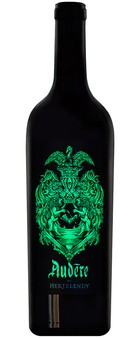 Hertelendy Vineyards | Audēre Red Blend '14