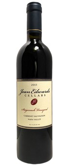 Jean Edwards Cellars | Stagecoach Vineyard Cabernet Sauvignon '13