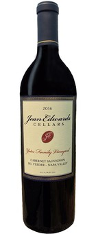 Jean Edwards Cellars | Yates Family Vineyard Cabernet Sauvignon '16