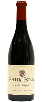 Keller Estate | La Cruz Pinot Noir