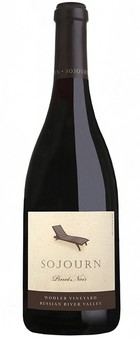 Sojourn Cellars | Pinot Noir Wohler Vineyard '12