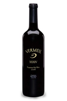 Vermeil Wines | Proprietary Red